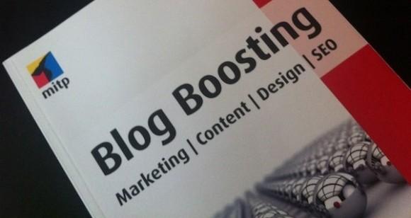 Blog Boosting Buchcover